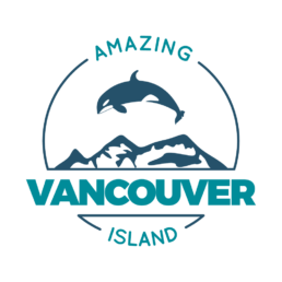 Logo design for Amazing Vancouver Island, done by KIAI Agency in Burnaby BC